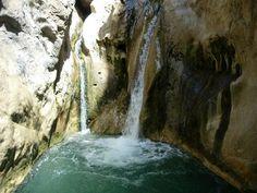Rio Verde (Otivar Granada)