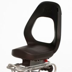 Velo siege arriere enfant Child Bike Seat Safety Support Grap Bar Repose pieds