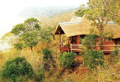 Nibela Lake Lodge is situated in one of Africa's world heritage sites; it has a unique diversity of scenery, fauna and flora, and forms part of the Wetland Park, World Heritage Sites, Conservation, Scenery, House Styles, Honeymoons, Nature, Pride, African