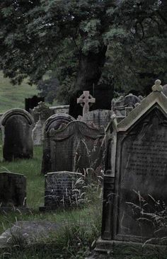gothic aesthetic Lady says. Slytherin Aesthetic, Gothic Aesthetic, Damien Bloodmarch, Old Cemeteries, Graveyards, Cemetery Headstones, Cemetery Art, The Ancient Magus Bride, Southern Gothic