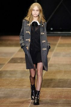 Yves Saint Laurent Fall 2013 RTW Collection