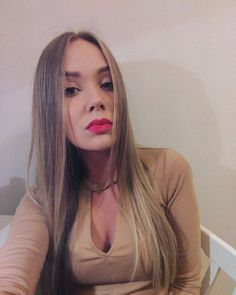 Dobranoc 😇#redlips #nude #outfit #classy #blondehair #longhair…