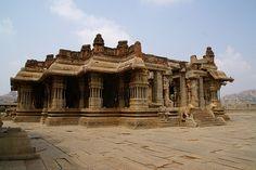 Vittala Temple, Hampi, Karnataka, India