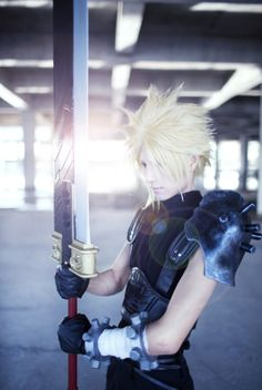 Cloud Strife -Final Fantasy VII cosplay