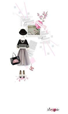 """"""":)"""" by opal17 ❤ liked on Polyvore featuring Balmain, Anja, C.O. Bigelow, Leftbank Art, Chicwish, Chanel, Sephora Collection, RED Valentino and CÉLINE"""