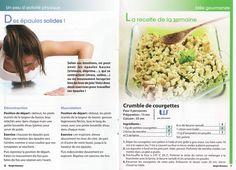 un peu d'activités physiques Plats Weight Watchers, Nutrition, Healthy, Ethnic Recipes, Biscuit, Blog, Image, Diet, Weight Watchers Diet