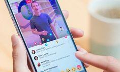 Facebook lanza su propio Periscope para transmitir vídeo en vivo