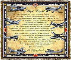 High Flight Tapestry