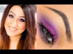 Shaaanxo Inspired ♡ Electric Purple - YouTube