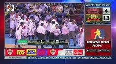 The Philippine Basketball Association (PBA) is a men's professional basketball league February 19, Pinoy, Tv Shows, Basketball Association, Stars, Sunday, Website, Geneva, Domingo