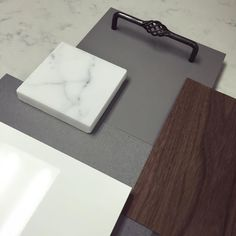 Kitchen and bathroom design, mood board, interior design, interior selections, interior decor, kitchen designer - https://www.facebook.com/rebekahsparkdesign