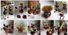Acorn Crafts For Kids Fall Crafts For Kids, Toddler Crafts, Diy For Kids, Kids Crafts, Cute Crafts, Easy Crafts, Diy And Crafts, Kindergarten Crafts, Preschool Crafts