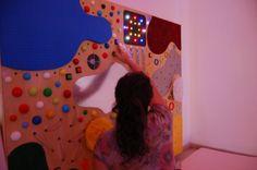"""Argentina: Sala de Estimulación Multisensorial """"Snoezelen"""" de la Fundación ConSentidos, en Mendoza (5: 800×532)"""