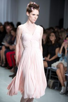 Zac Posen 2013 Fashion Week