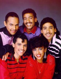 DeBarge, sibling music group made up of sister Bunny and brothers El (Eldra), Marty, Randy, & James DeBarge.
