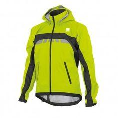 Chaqueta Sportful Commute Jacket color amarillo en #deporvillage por 125.90€