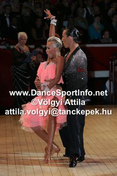 Lovley pink latin dress =)