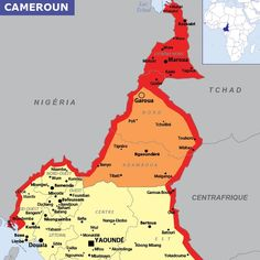 CAMEROUN :: Media - Politique - Regroupement tribal. :: CAMEROON