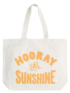 Hooray Bag