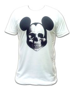 Skull T Shirt  Retro American Apparel Graphic by StrangeLoveTees