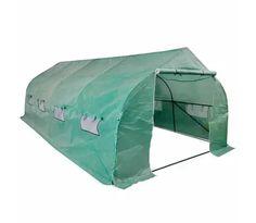 Olcsó Medence hőcserélő 485 x 134 mm 60 kW | vidaXL.hu Tunnel Greenhouse, Walk In Greenhouse, Portable Greenhouse, Serre Polycarbonate, Greenhouse Kits For Sale, Vent Fort, Serre Tunnel, Plants