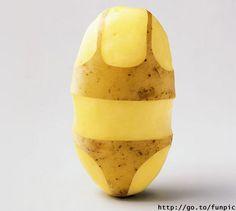 Bikini Potato?
