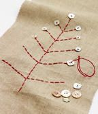 Sewing Bags For Women Christmas Stocking Craft - DIY Christmas Stocking Pattern - Woman's Day - Make your very own holiday keepsake for someone in your family Diy Christmas Stocking Pattern, Christmas Sewing, Christmas Embroidery, Noel Christmas, Christmas Ornaments, Family Christmas, Diy Christmas Pillows, Christmas Projects, Holiday Crafts