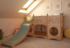 Cute childs bedroom