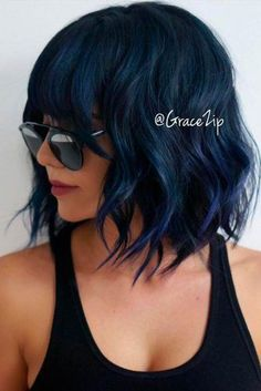 Lovely Hairstyles with Bangs picture 2
