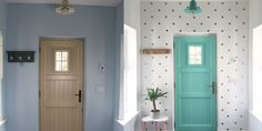 """The """"Fresh & Vibrant"""" Entryway Makeover That Didn't Break the Bank — Makeover"""