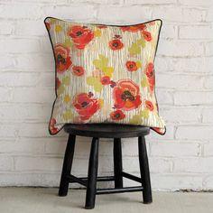 O'Poppy Pillow Cover – gino+dot