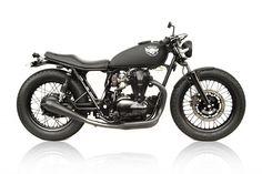Le Gicleur Noir:: Kawasaki W650:: Deus. | 8negro