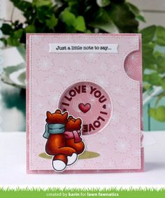 Diy Interactive Cards, Birthday At The Beach, Pop Up, Paper Crafts Magazine, Handmade Birthday Cards, Handmade Cards, Lawn Fawn Stamps, Stampin Up Christmas, Shaker Cards
