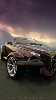 Plymouth Prowler iPhone 6/6 plus wallpaper