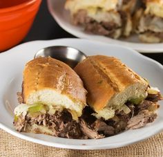 Slow Cooker French Dip Sandwiches – Weight Watchers Recipes