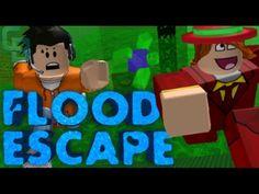 Roblox #2 | Flood Escape | 22 survivals | اني اغرق اغرق اغرق