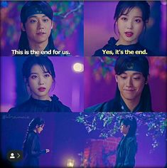 They ended it well. She was kind at last after clearing all the misunderstanding between all of the Episode 14 Best Dramas, Korean Dramas, Luna Fashion, Korean Drama Quotes, Moon Lovers, Soul Art, Korean Star, Drama Movies, Ariana Grande