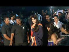 Aishwarya Rai Bachchan at the red carpet of 16th Mumbai Film Festival 2014.