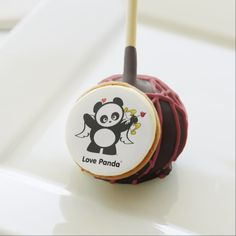 Love Panda® Valentine's Day Cake Pops by CUTEbrandsHOME