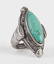 Daytrip Large Stone Ring