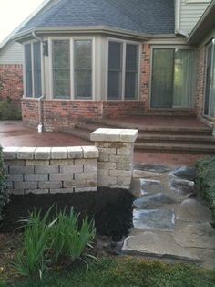 Patio Patio Pavers Design Ideas, Pictures, Remodel, and Decor - page 6