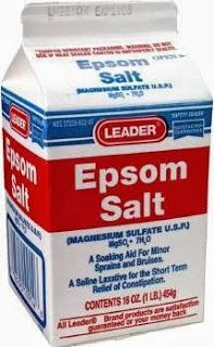 Now You Can Pin It!: 21 Uses for Epsom Salt