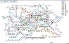 韩国是一个地下交通发达的国家,每个来首尔旅行的人,抄一份首尔地铁图是非常有必要的,出发前做好功课,多看看驴友们的行走攻略,在首尔自助游完全是没有问题的!  韩国首尔地铁图由1号线~9号线、机场铁路A'REX、开往坡州方向的京义线、开往春川方向的京春线、开往九里方向的中央线、开往盆唐方向的盆唐线·新盆唐线等线路构成。【首尔地铁图中文版】http://www.hanguoyou.org/public/traffic/main/2
