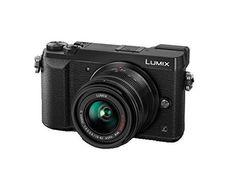 Panasonic Lumix + G Vario / F - schwarz Binoculars, Point And Shoot Camera