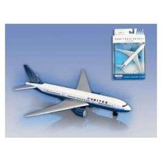 Airbus 319 1/200 United Airlines Hogan wings | die cast planes ...