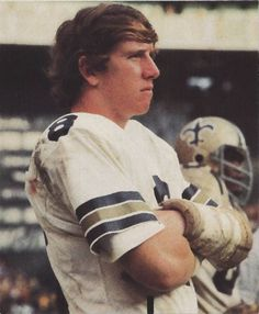 Archie Manning - The Face of the New Orleans Saints During the 70s