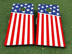 🚗Amazing cornhole game decals 🚙 Custom car stickers are perfect for your car🚗 truck or crossover ⚡ USA ✓EU ✓ Latin America➩➩ Supdec Graphix Custom Car Stickers, Custom Vinyl, American Flag Crafts, Cornhole Designs, 4th Of July Games, Corn Hole Game, 4th Of July Decorations, Cornhole Boards, Flag Design