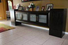 Furniture Pieces - contemporary - buffets and sideboards - other metro - Art of Woodworking, Inc.