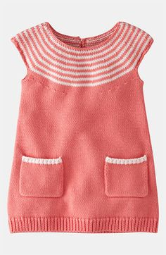 Mini Boden Knit Dress (Infant) | Nordstrom