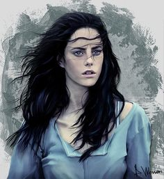 Teresa by DominiqueWesson on deviantART ---> from Maze Runner